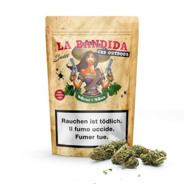 Bandida CBD suisse