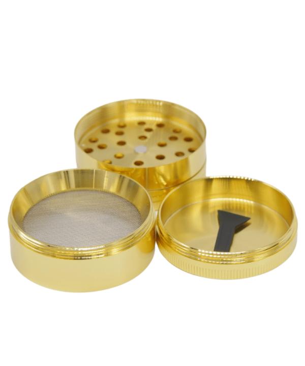 Grinder Gold Ouvert